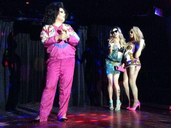 Rita Baga, Sasha Baga & Phoenix